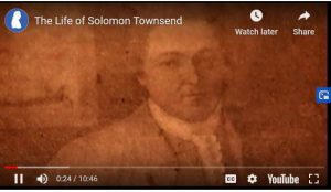 link to video about Solomon Townsend