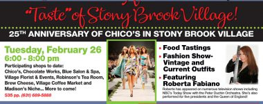 A Taste of Stony Brook