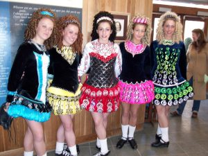 Children's Program: Irish Dancers