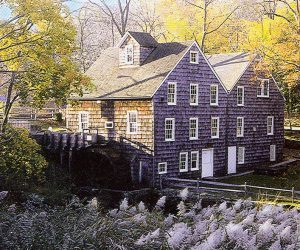 Stony Brook Grist Mill, c.1751